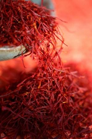 Persian Saffron Fully Red And Long