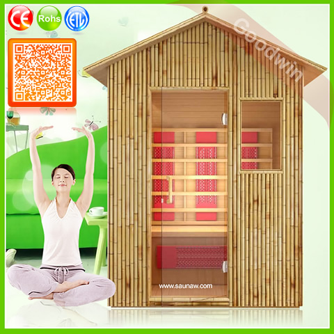 Personal Far Infrared Sauna Modern