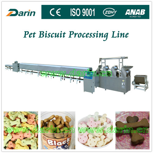 Pet Biscuit Processing Line