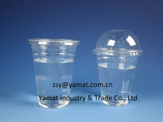 Pet Clear Plastic Cup