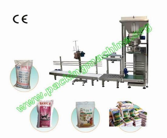 Pet Food Packing Machine