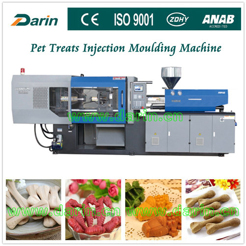 Pet Treats Injection Moulding Machine