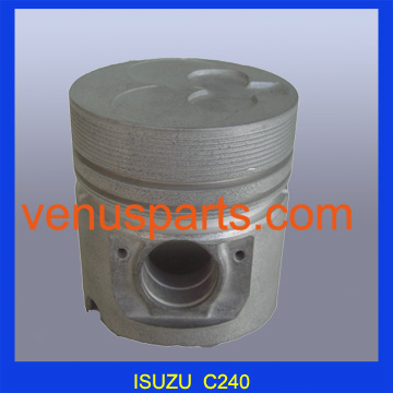 Petrol Engines C240 4g Parts Piston 5 12121 008 0