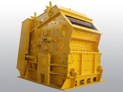 Pf Impact Crusher For Sell