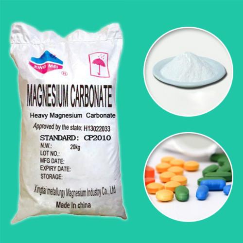 Pharmaceutical Grade Magnesium Carbonate