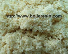 Phenium Extraction Resin
