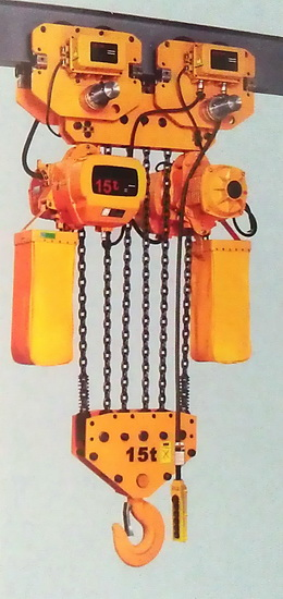 Phh Electric Chain Hoist 1 32t