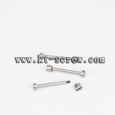 Phillips Painted Head Combination Screw With Spring Washer Used For Control Cabinet