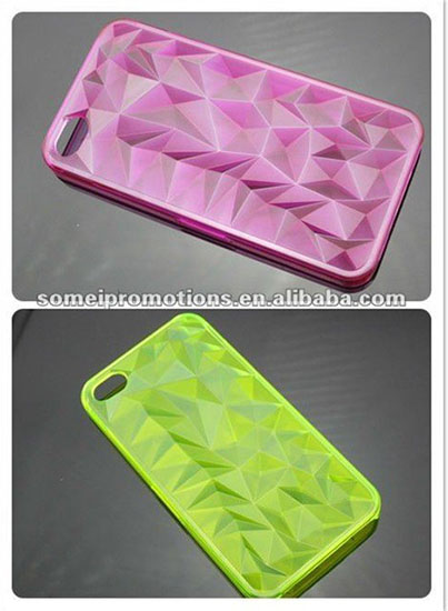 Phone Case 2012 Hot Sales Diamond For Mobile