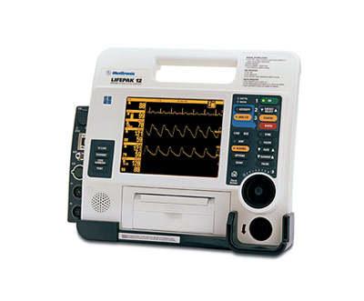 Physio Control Lifepak 12 Defibrillator Monitor