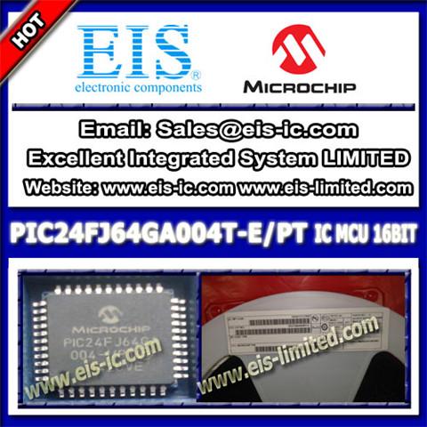 Pic24fj64ga004t E Pt Microchip Microcontrollers Mcu Tqfp 80