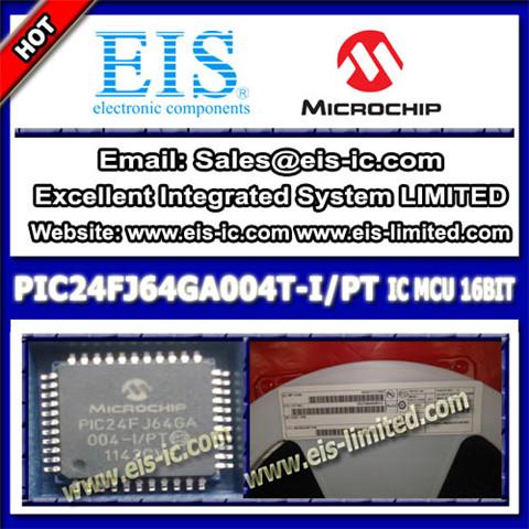 Pic24fj64ga004t I Pt Microchip Microcontrollers Mcu Tqfp 80