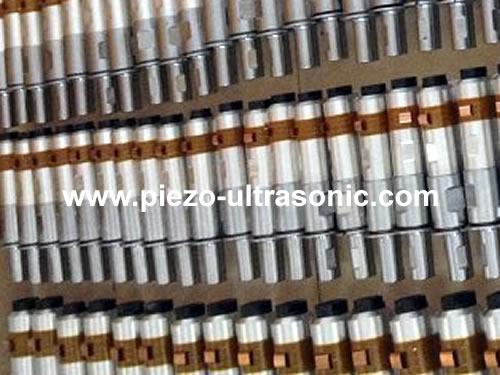 Piezo Welding Transducers
