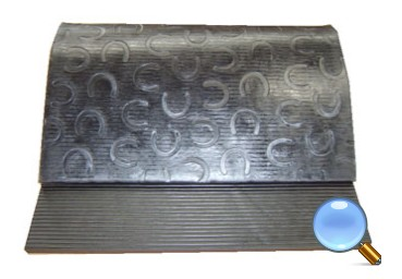 Pig Stable Rubber Mat