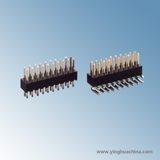 Pin Header 65288 2243 65289 2 54 Insulator H 4 3