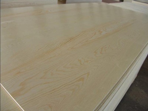 Pine Plywood Faced Commercial 1220x2440mm