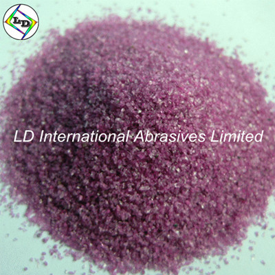 Pink Aluminum Oxide For Grinding Head