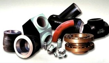 Pipe Fittings Elbows Tees Crosses Reducers Flanges Power Plant Factory Prefabrication