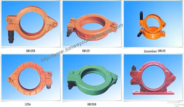 Piston For Concrete Pumps