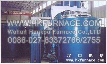 Pit Gas Carbonitriding Furnace
