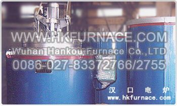 Pit Tempering Electric Furnace