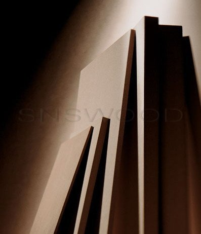 Plain Mdf Raw 1220x2440mm 1830x2750 2440