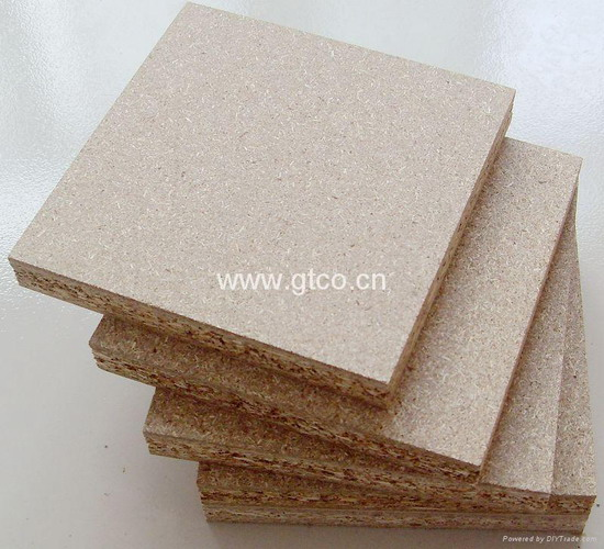Plain Particle Board For Furniture Or Decoration