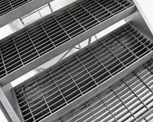 Plain Steel Grating An Affordable Option For Solid Metal Plates