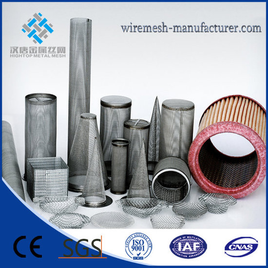 Plain Steel Stainless Wire Mesh Discs