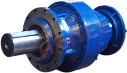 Planetary Gearboxes Foot Mounted Flange