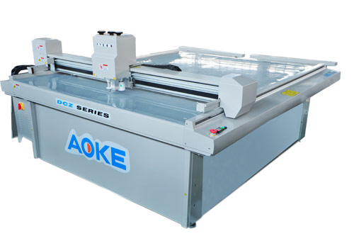Plant Industry Cnc Rubberized Graphite Without Wire Joint Sheet Gasket Cutter Machine