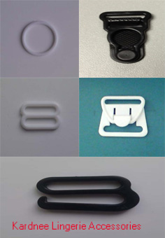 Plastic Adjuster Nightwear Accessories