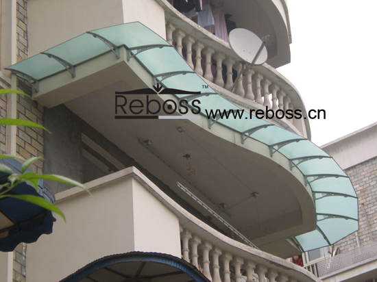 Plastic Awning F800a R