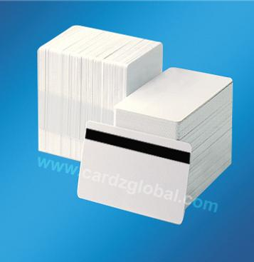 Plastic Card Pvc Blank With Magnetic Stripe Your Source For Evolis Printer Fargo Datacard Zebra Id