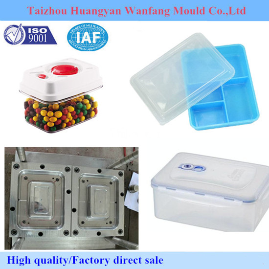 Plastic Container Mould Cabinet Box Injection Mold Factory