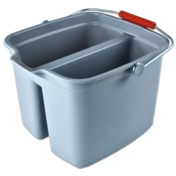 Plastic Divided Bucket