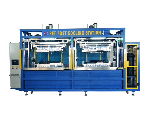 Plastic Fuel Tank Assembly Line Boring And Welding Machine