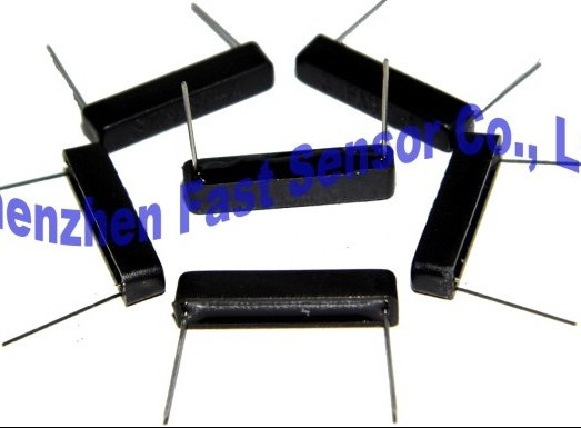 Plastic Housing Moulded Reed Switch Sensor