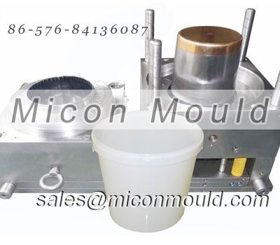 Plastic Industrial Pail Mould