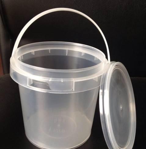 Plastic Manufacturing Bucket