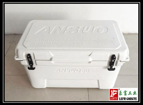 Plastic Portable Food Coolers Box 50l Ansuo Series