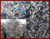 Plastic Pp Scraps Recycling