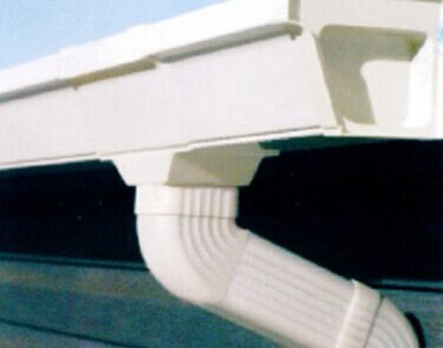 Plastic Rain System Pvc Roof Gutters