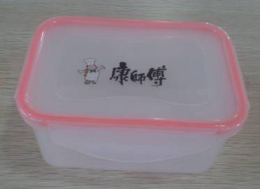 Plastic Rectangle Vegetable Crisper