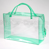 Plastic Shopping Bag Tote Large Handbag
