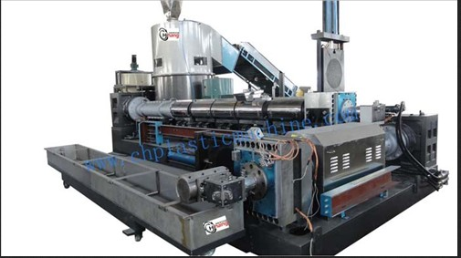 Plastic Two Stage Pelletizing Line