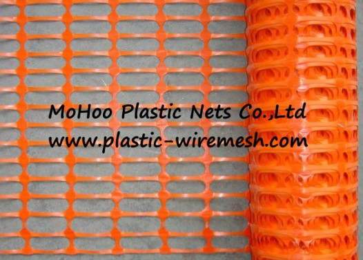 Plastic Warning Net Mesh Security Safety Fence Fencing Screen Netting Factory