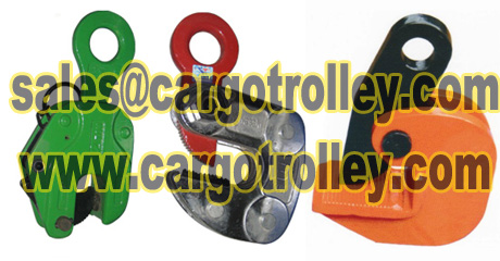 Plate Clamps Safe Factor Is Five Times