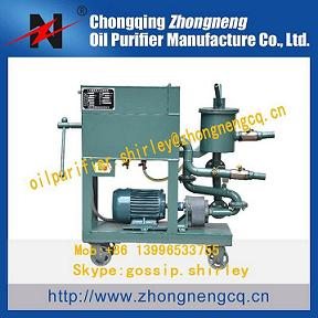 Plate Pressure Oil Purifier Purification Purifying