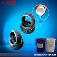 Platinum Cured Silicone For Tire Mold